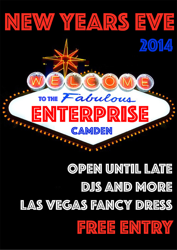 Enterprise NYE 2014